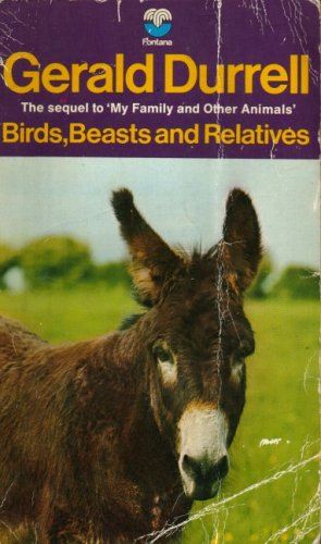 'BIRDS, BEASTS AND RELATIVES' (000613596X) by Gerald Durrell
