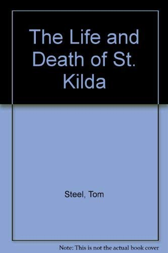 9780006136224: Life and Death of St. Kilda