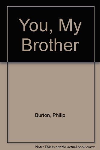 9780006136408: You, My Brother