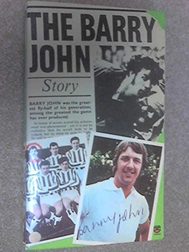 9780006137641: Barry John Story