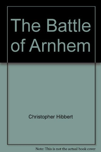 9780006138457: The Battle of Arnhem