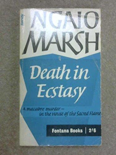 9780006139089: Death in Ecstasy