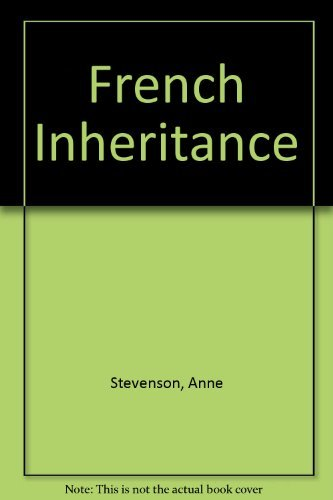 9780006139492: The French Inheritance
