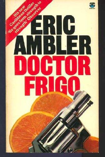 9780006139966: Doctor Frigo