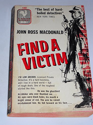 9780006140474: Find a Victim