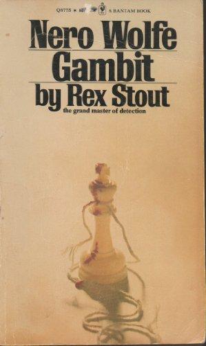 9780006140627: Gambit (A Nero Wolfe Mystery)