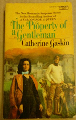 9780006141143: The Property of a Gentleman