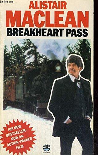 9780006141327: Breakheart Pass