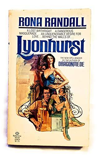 9780006142843: Lyonhurst
