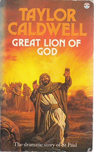 9780006143949: Great Lion of God, Taylor Caldwell