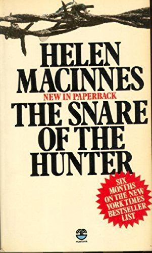 9780006144144: The Snare of the Hunter