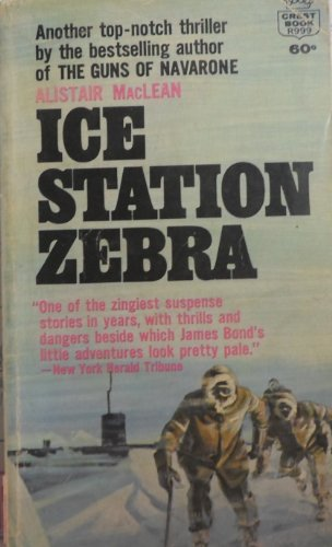 9780006144212: Ice Station Zebra