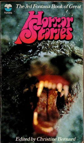 9780006146551: The third Fontana book of great horror stories