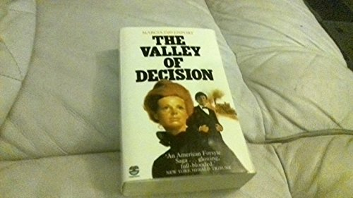 9780006147626: The Valley of Decision