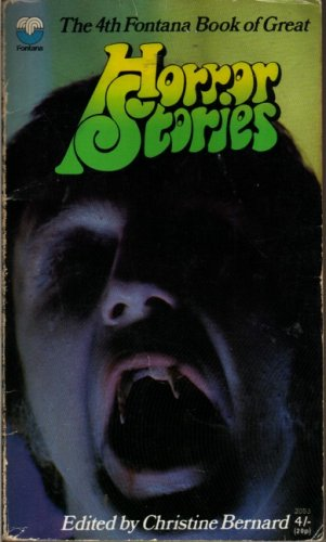 9780006147688: The Fourth Fontana Book of Great Horror Stories