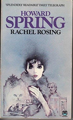 9780006147763: Rachel Rosing