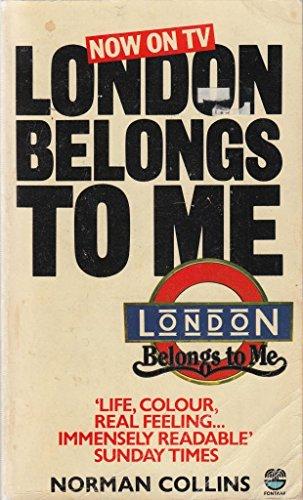9780006147916: London Belongs to Me