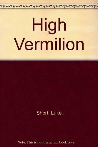 9780006148913: High Vermilion