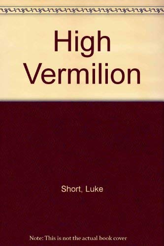 9780006148913: High Vermilion