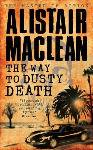 9780006151357: The Way to Dusty Death