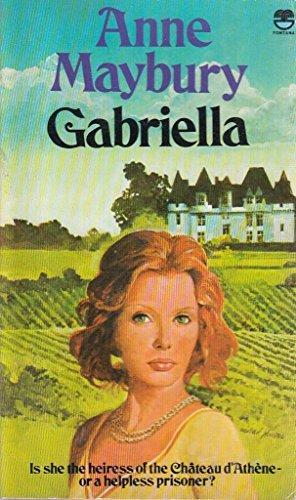 Gabriella: Maybury, Anne