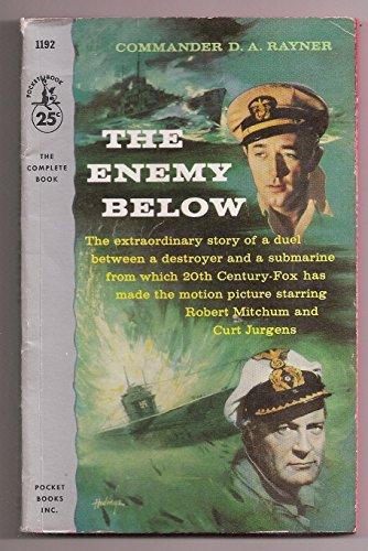 9780006151654: The enemy below