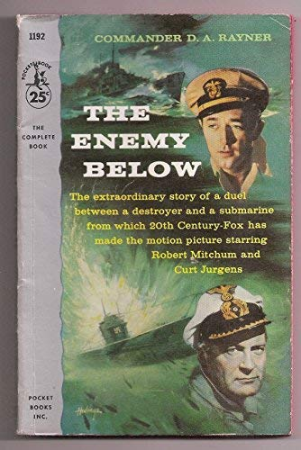9780006151654: The Enemy Below