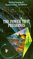 9780006152477: The Power That Preserves (The Chronicles of Thomas Covenant)