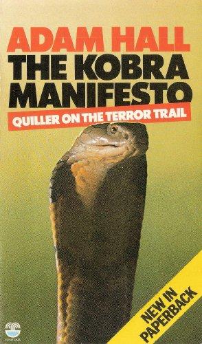 9780006152866: The Kobra Manifesto: Quiller on the Terror Trail