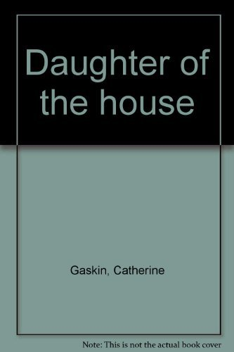 9780006153399: Daughter of The House