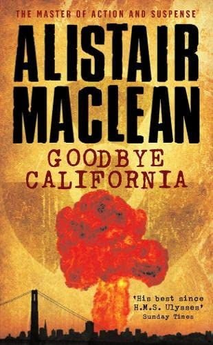 9780006153603: Goodbye California