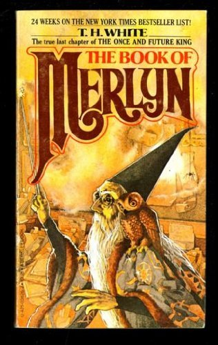 9780006153634: The book of Merlyn