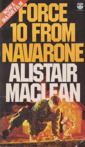 9780006153955: Force 10 from Navarone