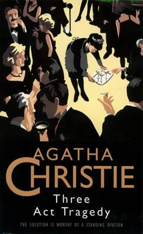 9780006154174: Three Act Tragedy (The Christie Collection)