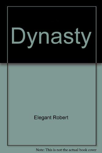 9780006154983: Dynasty