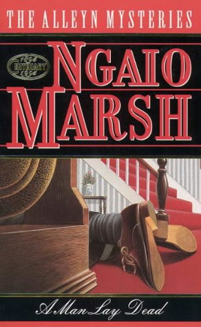 9780006155911: A Man Lay Dead (The HarperCollins Ngaio Marsh uniform edition)