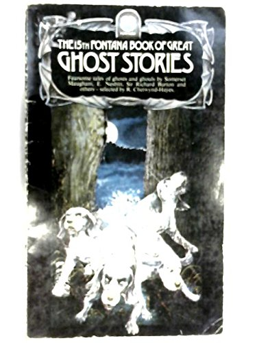 9780006156413: The 15th Fontana Book of Great Ghost Stories: 15th Series