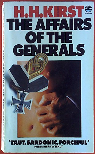 9780006156475: Affairs of the Generals