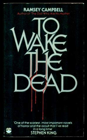 9780006157342: To Wake the Dead