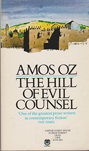 9780006157984: Hill of Evil Counsel