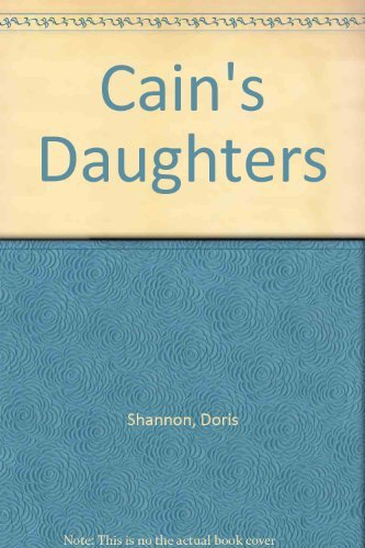 9780006158196: Cain's Daughters