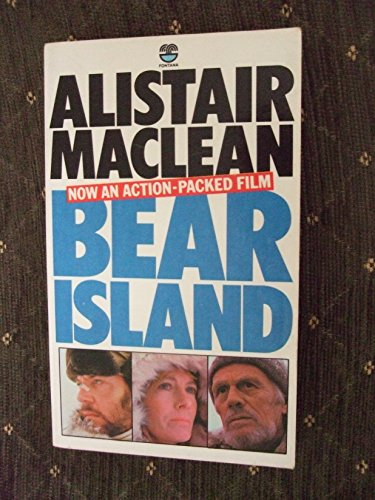 Bear Island (0006158293) by Alistair MacLean