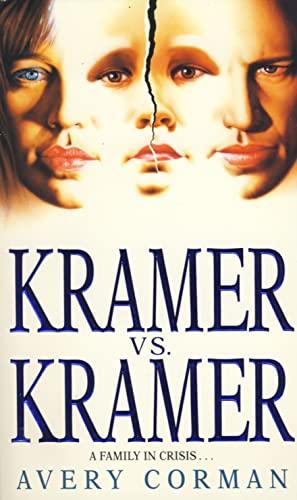 9780006158806 Kramer Versus Kramer Abebooks Avery Corman