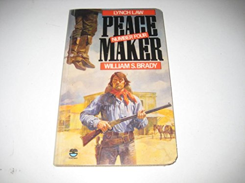 9780006159414: Peacemaker 4 Lynch Law