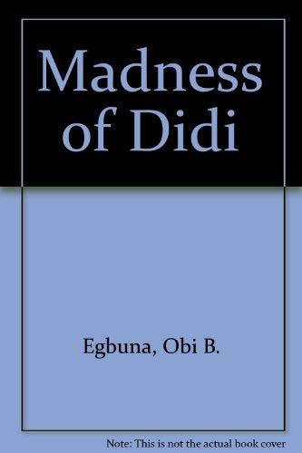 9780006159483: Madness of Didi