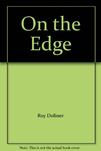 9780006159629: On the Edge