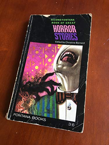 9780006159728: The Second Fontana Book of Great Horror Stories