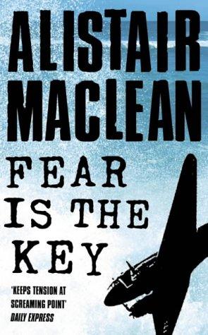 9780006159919: Fear is the Key