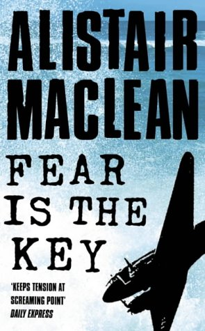 9780006159919: Fear is the Key