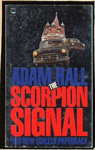 9780006159957: Scorpion Signal